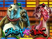 Panda Vs Goat